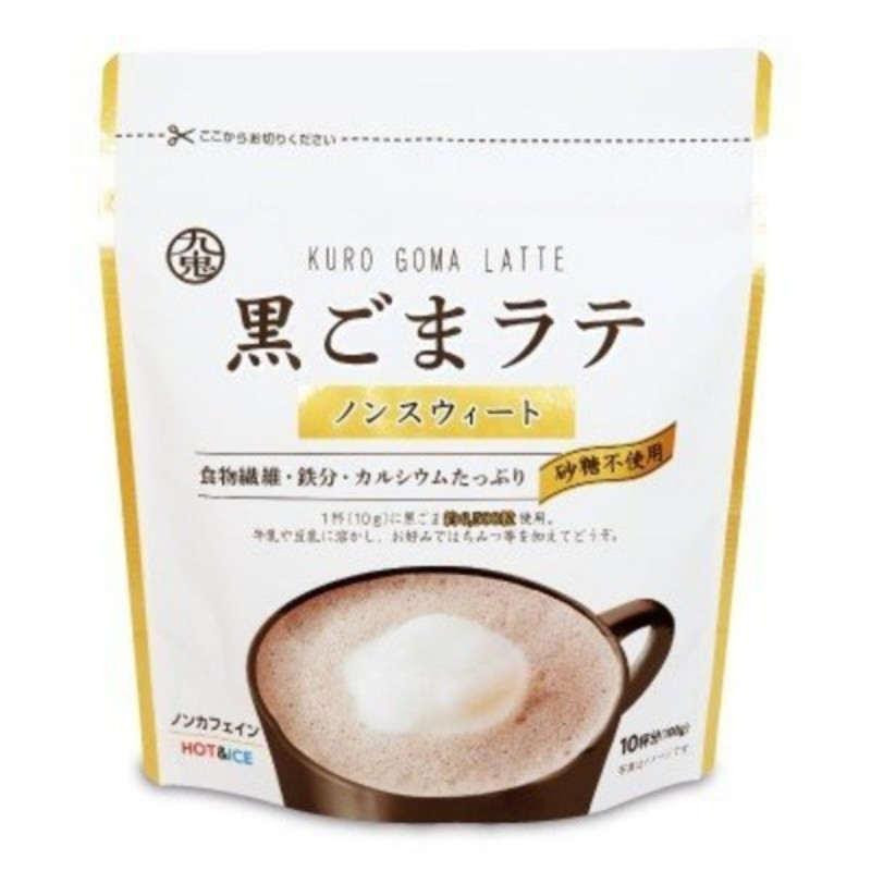 Sezamų latte
