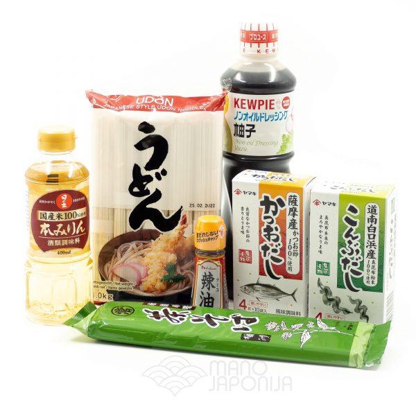 Mano Japonija rinkinys - Kitchen TOP