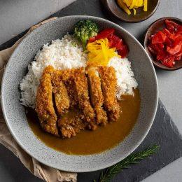 Aštrus GOLDEN curry padažas kubeliuose