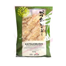Katsuobushi bonito tuno drožlės