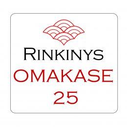 Rinkinys Omakase 25