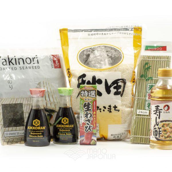 Набор Mano Japonija - Суши дома