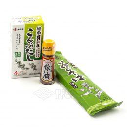 Mano Japonija Rinkinys -Vegetariška makaronų sriuba