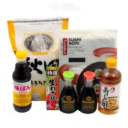 Mano Japonija Rinkinys – Suši namuose