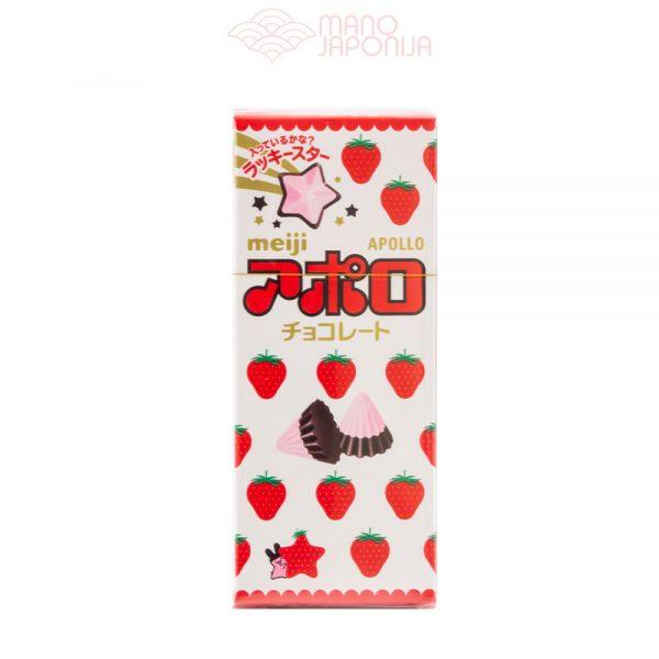 Japanese APOLLO chocolate sweets