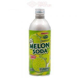 Japoniškas gaivusis gėrimas MELON SODA