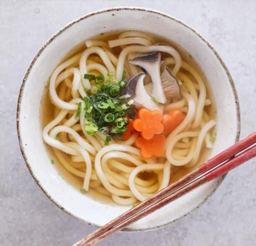 Miso udon sriuba